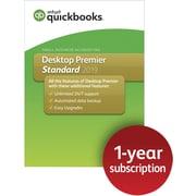 QuickBooks Desktop Premier 2019 Standard, Windows, 1 Year, Download (QP4LPAGJVHZKP3D)