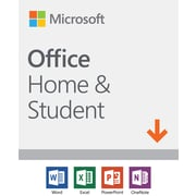 Microsoft Office Home and Student 2019 for 1 User, Windows/Mac, Download (79G-05011)