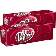 Dr Pepper Original Soda, 12 oz., 24/Carton (78000082166)