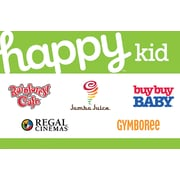 Happy Kid Gift Card, $50