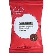 Seattle's Best Coffee Portside Blend Level Three Ground Coffee, Medium Roast, 2 oz., 18/Box (SBK11008558)