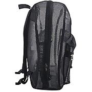 Staples Mesh Backpack, Black (29693)