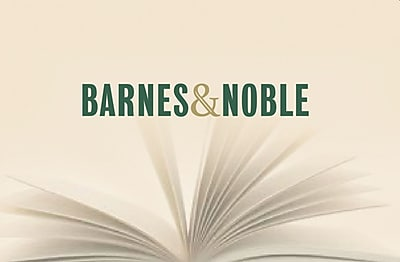 Barnes & Noble Gift Card $50