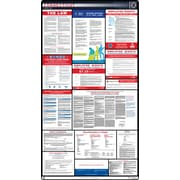 ComplianceSigns® 2019 Connecticut Labor Law Poster (with Blue Header)