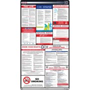 ComplianceSigns® 2019 Ohio Labor Law Poster (with Blue Header)