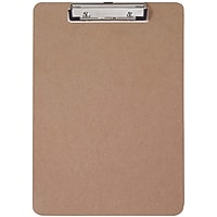 Deals on Recycled Hardboard Clipboard - Letter/A4 Size