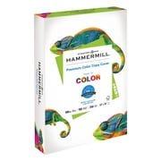 "Hammermill® Premium Color Copy Cover Paper, 80lb, 18"" x 12"", 100 Bright, White, 250/Ream"