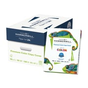 "Hammermill® Premium Color Copy  Cover Paper, 100lb,  8.5"" x 11"", 100 Bright, White, 1500/Case"