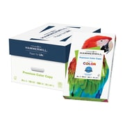 "Hammermill® Premium Color Copy Paper, 28lb,  8.5"" x 14"", 100 Bright, White, 4000/Case"