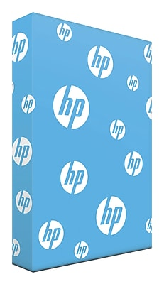 HP® Office Paper, LEDGER-Size, 92/104+ US/Euro Brightness, 20 Lb., 11
