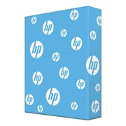 "HP® 3-Hole Punched Office Paper, LETTER-Size, 92/104+ US/Euro Brightness, 20 Lb., 8 1/2""H x 11""W, 500 Sheets/Rm"