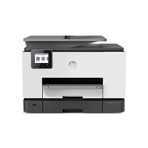 Hp Officejet Pro 9025 Wireless All In One Color Inkjet Printer Staples