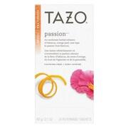 Tazo® Passion® Herbal Tea, Caffeine-Free, 24/Box (SBK20040)