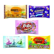 Hershey's® Easter Egg Hunt Chocolate Assortment Bundle, 5 Pack