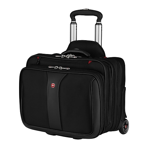 e379d50e7e Wenger Patriot Wheeled Laptop Case