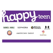 Happy Teen Gift Card, $25