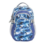 "Tail Bite 18"" Backpack, Sharks (54947)"