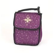 Luna & Luster Lunch Bag, Purple Dragonfly (54971)