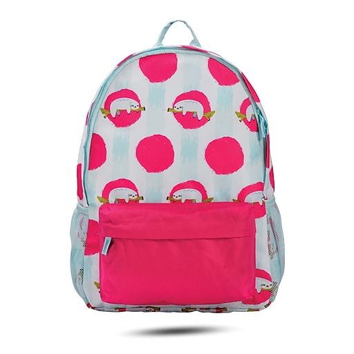 """FurReal 16"""" School Backpack, Sloths (54916)"""