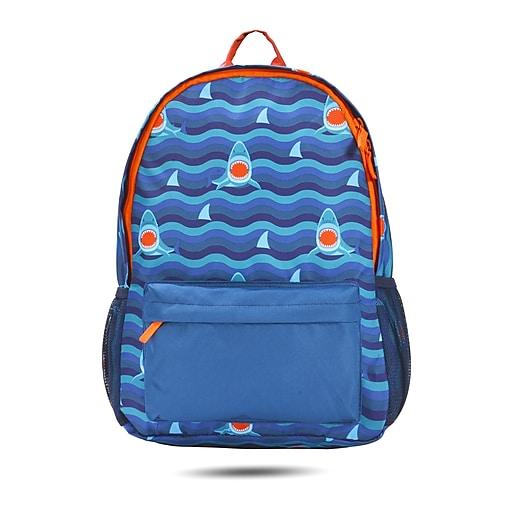 """Jawsome 16"""" School Backpack, Shark (54915)"""