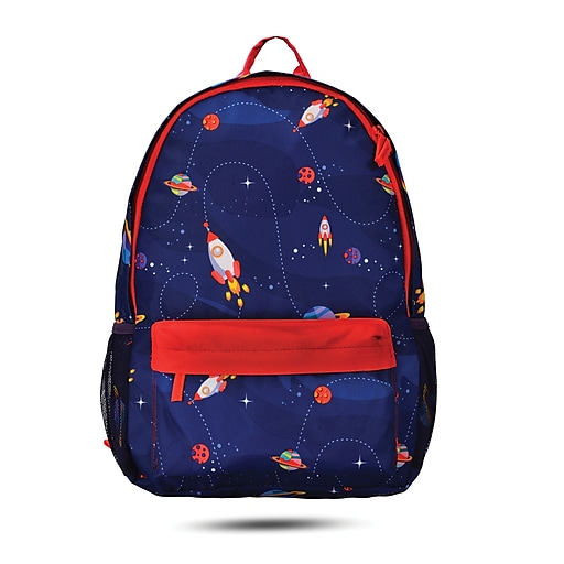 """Out Of This World 16"""" School Backpack, Rocket (54917)"""