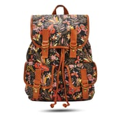 Twig and Grove Backpack, Dark Floral (54930)