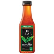 Lipton Pure Leaf Unsweetened Tea, 18.5 Ounce, Pack of 12 (PEP134072)