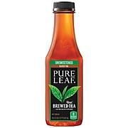 Pure Leaf Unsweetened Tea, 18.5 oz., 12/Carton (PEP134072)