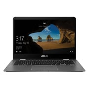 "ASUS ZenBook Flip 14 UX461FN-DH74T 14"" Notebook, Intel i7, 16GB Memory, Windows 10 (UX461FN-DH74T)"