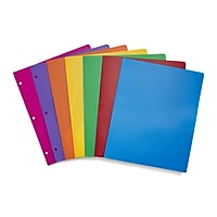 Staples Poly 2-Pocket school Folder 52819 Deals