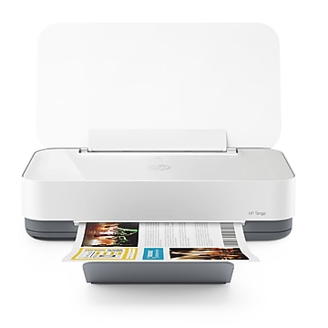 HP Tango Smart Home Wireless Color Printer, Instant Ink Ready (2RY54A)