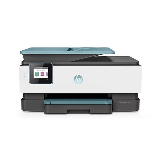 HP OfficeJet Pro 8035 Wireless Color Inkjet All-In-One Printer w/ Smart  Tasks and 8 Months of Ink, Oasis (3UC66A)