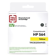 TRU RED™ Remanufactured Yellow Standard Yield Ink Cartridge Replacement for HP 564 (CB320WN)