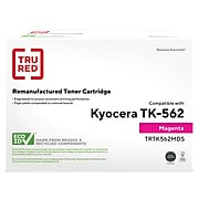 TRU RED™ Remanufactured Magenta Standard Yield Toner Cartridge Replacement for Kyocera (TK-562M)