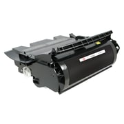 TRU RED™ Lexmark (12A7465) Black Remanufactured Extra High Yield Toner Cartridge