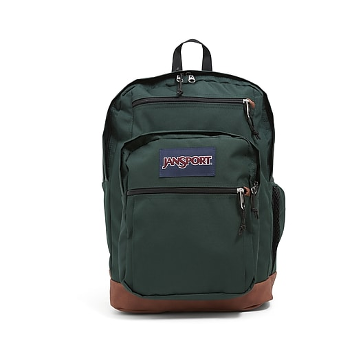JanSport Cool Student Backpack, Solid Pine Grove (JS0A2SDD31R)