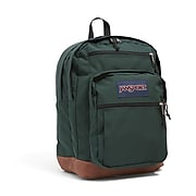 JanSport Cool Student Backpack, Solid, Pine Grove (JS0A2SDD31R)