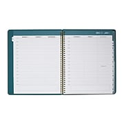 "2020 8.5"" x 11"" Large Appointment Book, Teal (56696-20)"