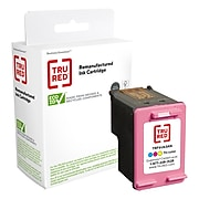 TRU RED™ Remanufactured Tri-Color High Yield Ink Cartridge Replacement for HP 63XL (F6U63AN)