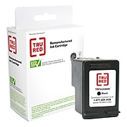 TRU RED™ Remanufactured Black High Yield Ink Cartridge Replacement for HP 63XL (F6U64AN)