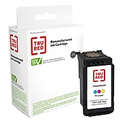 TRU RED™ Remanufactured Tri-Color Standard Yield Ink Cartridge Replacement for Canon CL-246 (8281B001)