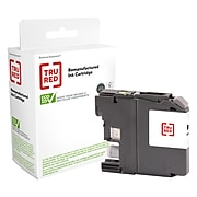 TRU RED™ Remanufactured Black Super High Yield Ink Cartridge Replacement for Brother (LC207XXL)
