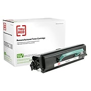 TRU RED™ Remanufactured Black High Yield MICR Toner Cartridge Replacement for Lexmark (E360H21A)