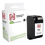 TRU RED™ Remanufactured Tri-Color Standard Yield Ink Cartridge Replacement for HP 23 (C1823D)