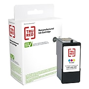 TRU RED™ Remanufactured Tri-Color Standard Yield Ink Cartridge Replacement for Lexmark 1 (18C0781)