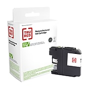 TRU RED™ Remanufactured Black High Yield Ink Cartridge Replacement for Brother (LC103XL)