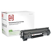TRU RED™ Remanufactured Black Standard Yield Toner Cartridge Replacement for Canon 137 (9435B001)