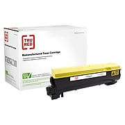 TRU RED™ Remanufactured Yellow Standard Yield Toner Cartridge Replacement for Kyocera (TK-562Y)