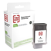 TRU RED™ Remanufactured Black Matte Standard Yield Ink Cartridge Replacement for Canon PFI-102MBK (0894B001)