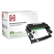TRU RED™ Remanufactured Black Standard Yield Drum Unit Replacement for Lexmark E250X22G